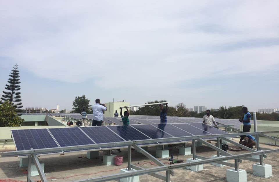 luminous solar companies in chennai