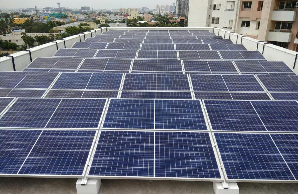 solar panel manufacturers in chennai